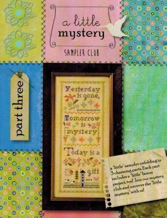 A Little Mystery Sampler Part 3