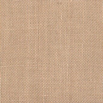 32 Count Pecan Butter Linen Fabric 27x36