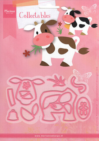 Eline's Cow - Marianne Designs Collectables Dies