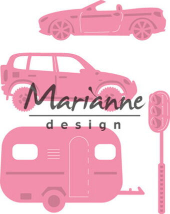 Cars - Marianne Design Collectables Die