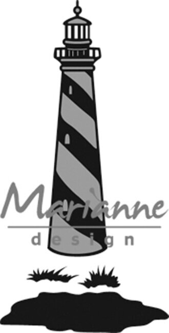 Marianne Design Craftables Die - Tiny's Lighthouse