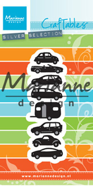 Marianne Design Craftables Die - Cars