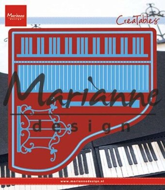 Marianne Designs Creatables Die - Piano