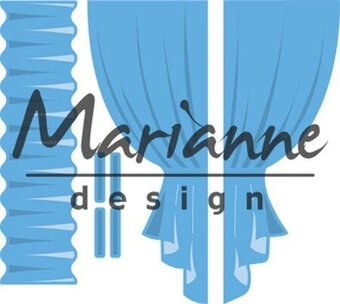 Marianne Designs Creatables Die - Curtains
