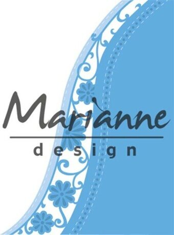 Marianne Design Dies - Anja's Flower Wave