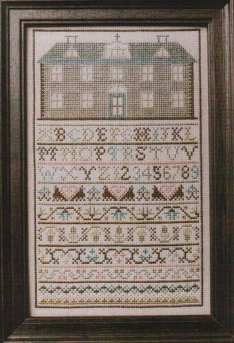 Small Band Sampler - Cross Stitch Pattern