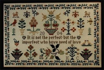Need of Love - Cross Stitch Pattern