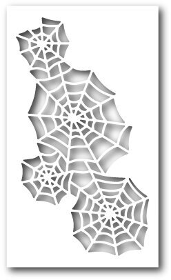 Memory Box Spidery Web Collage Die