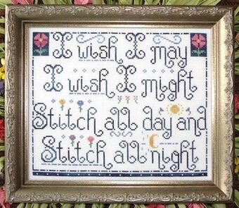 Stitch All Day - Cross Stitch Pattern