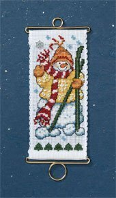 Cross Country - Beaded Cross Stitch Kit