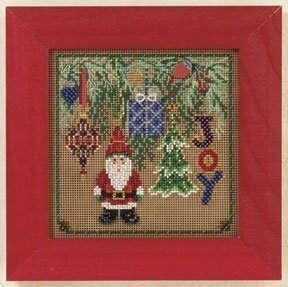 Hanging Around - Beaded Cross Stitch Kit