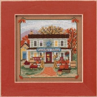 Country Store - Cross Stitch Kit