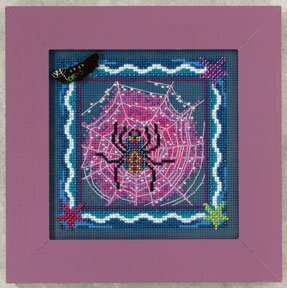 Tangled Web -  Cross Stitch Kit