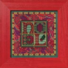 Tapestry Noel - Beaded Cross Stitch Kit