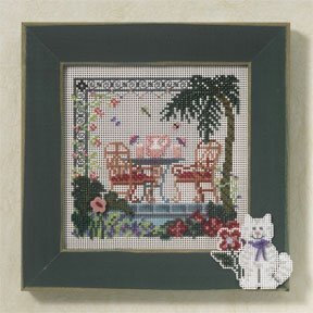 Tropical Hideaway - Cross Stitch Kit