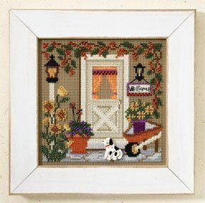 Country Welcome - Beaded Cross Stitch Kit