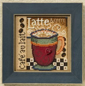 Latte - Cross Stitch Kit