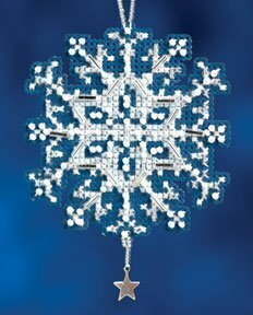 Star Crystal - Cross Stitch Kit