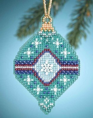 Jade - Beaded Cross Stitch Kit