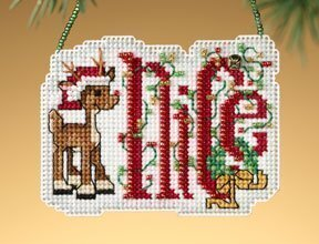 Nice - Beaded Cross Stitch Kit
