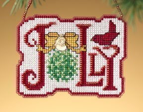 Jolly - Beaded Cross Stitch Kit