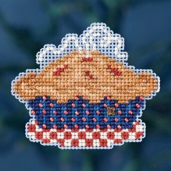 American Pie - Beaded Cross Stitch Kit