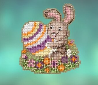 Egg-ceptional - Beaded Cross Stitch Kit