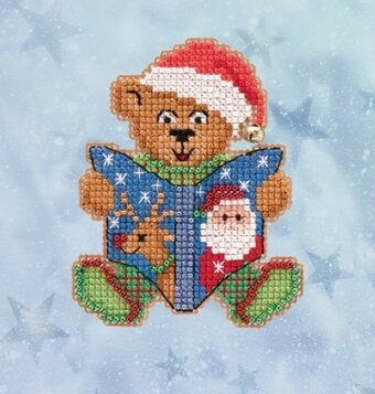 Teddy's Tale (2020) - Beaded Cross Stitch Kit