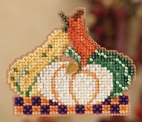 Gourds - Beaded Cross Stitch Kit