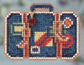 Going Places - Beaded Cross Stitch Kit