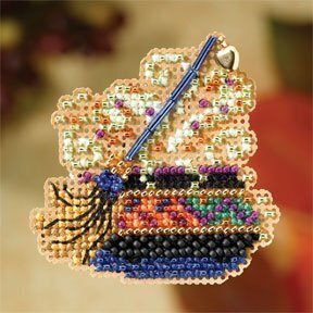 Wanda's Love Potion - Beaded Cross Stitch Kit