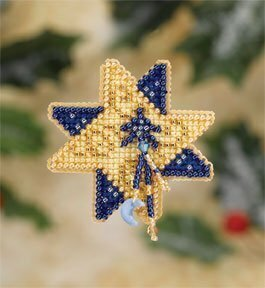 Shining Star - Beaded Cross Stitch Kit