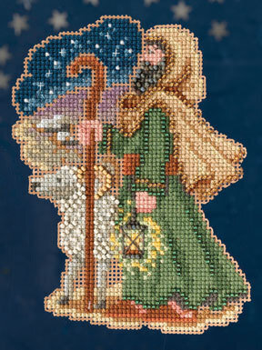 Luke - Nativity Trilogy - Beaded Cross Stitch Kit