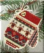 Warm & Wooly - Beaded Cross Stitch Kit