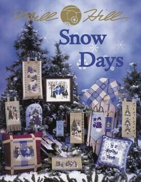 Snow Days - Cross Stitch Pattern