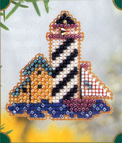 Guiding Light - Beaded Cross Stitch Kit