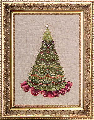Christmas Tree 2006 - Mirabilia Cross Stitch Kit