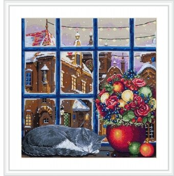 Winter Dream - Cross Stitch Kit