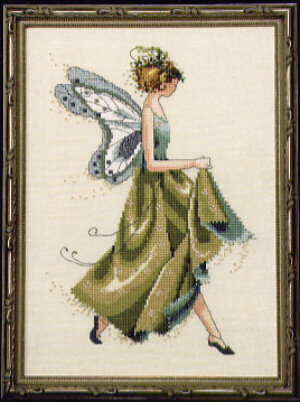 Ivy - Cross Stitch Pattern