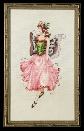 Rose - Cross Stitch Pattern