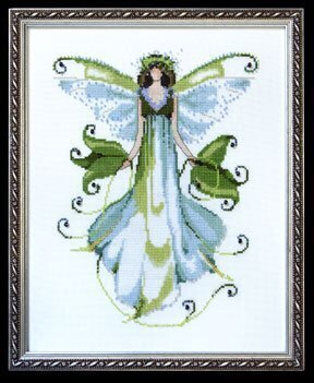 Morning Glory - Cross Stitch Pattern