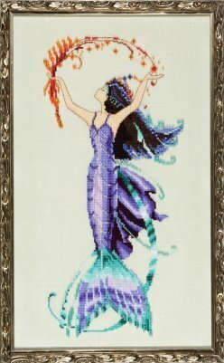 Sea Flora - Cross Stitch Pattern