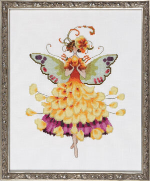 Buttercup (Pixie Blossom) - Cross Stitch Pattern