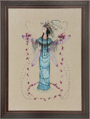 Rain Queen, The - Cross Stitch Pattern
