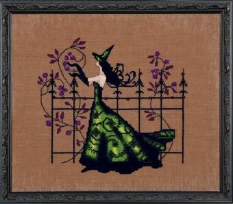 Gwen - Cross Stitch Pattern