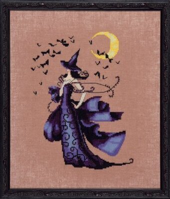 Raven - Cross Stitch Pattern