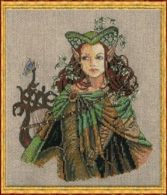 Gaewen - Cross Stitch Pattern