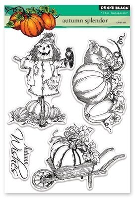 Autumn Splendor - Clear Stamp