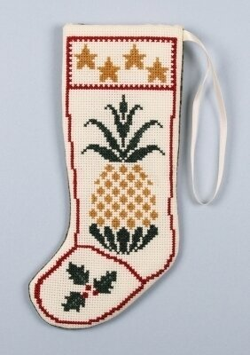 Pineapple - Cross Stitch Kit