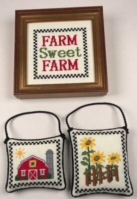 Down on the Farm - Cross Stitch Kit